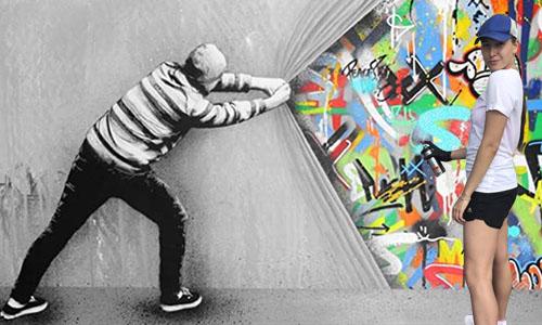 Дистанционная образовательная программа «Street Art»
