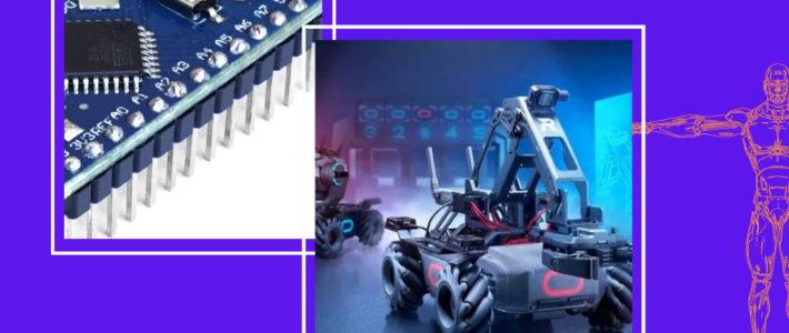 Старт набора на программу «Микроэлектроника и робототехника»